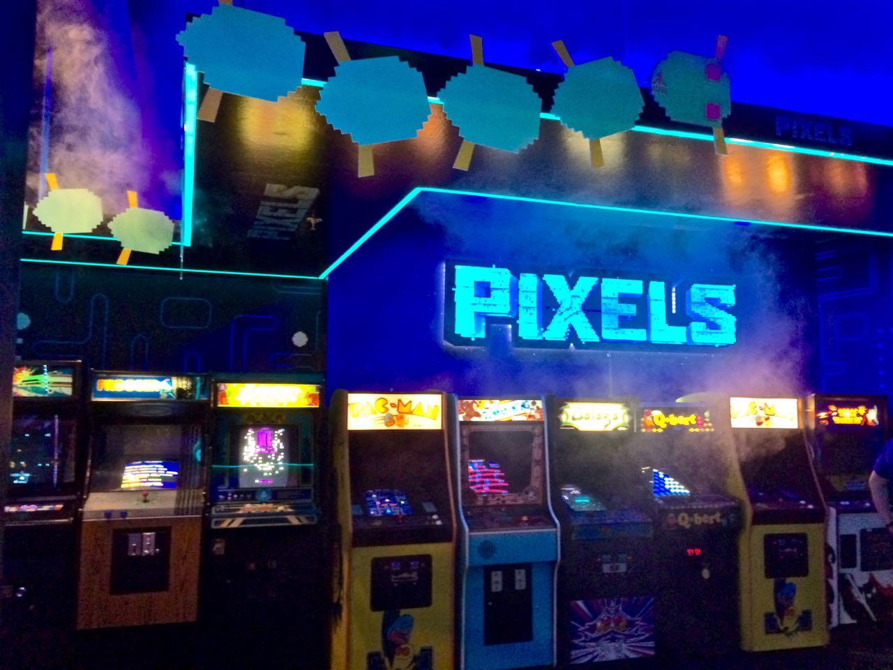 Pixels   Ultra Productions Website
